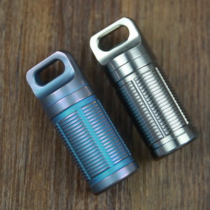 PSK Titanium Alloy Waterproof bottle